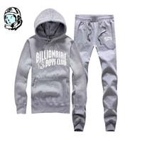 Wholesale winter brand Hoodies BBC hoodies hooded pullover hoodie pants BBC button hoodie