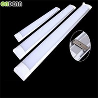 Wholesale DHL UPS W m LED Batten Tube Light Cold White Warm Whtie SMD LED light AC85 V CE RoHS