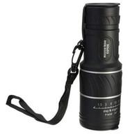 Precio de Definición de enfoque-Telescopio monocular de alta definición viaje Alcance lentes prismáticos Multi Coating foco dual óptica de la lente de la visión nocturna del día