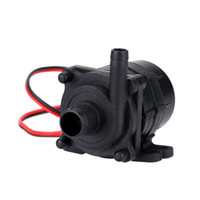 Wholesale Ultra quiet DC V L H Brushless Submersible Water Pump High Qualtiy mini electric submersible waterpump