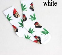 Wholesale 2016 New Arrival CHEECH CHONG Socks Style Sport Socks Men Brand Cotton Print Pirate Socks no retail carton