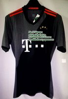 Wholesale slim fit jersey Bundesliga champion away kit player version top quality