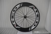 Wholesale New Arrival Carbon HED Wheelsets Road Bike Wheel with Glossy Finish Cyclocross Bicycles Disc Brake C K mm Clincher Novatec G3 Weave