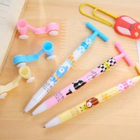 art scooter - 20pcs Ballpoint Pens Cute Scooter Shape Ball Point Students Pen Stationery Kid Gift Toy School Supplies Gifts Papelaria