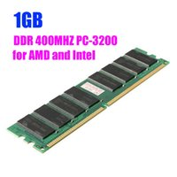Wholesale 1GB DDR MHZ PC in Memory Compatible with GB DDR Memeoy Ram Desktop Computer for AMD for Intel