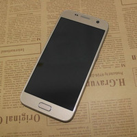 Wholesale Android Cell Phones S7 Dual Core MTK6572 MB RAM GB ROM QHD inch MP G GSM Plastic Smartphone