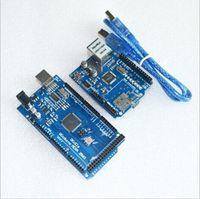 arduino ethernet shield sd card - Ethernet W5100 network expansion board SD card Shield for arduino with Mega R3 Mega2560 REV3 and usb cable