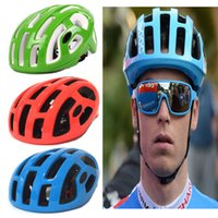 achat en gros de casque vtt-2016 Nouveau casque de vélo Capacete Ciclismo SafetyHead Protéger les casques de vélo Mountain Road Bike Cap Casque Sport Homme accessoires vélo Nouveau