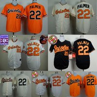 Cheap Jim Palmer Jersey Cheap Baltimore Orioles 22 Jim Palmer Throwback Baseball Jersey High Quality Stitched Jerseys Embroidery Logos