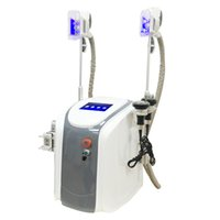 Wholesale 2 cryo handle portable zeltiq cryolipolysis fat freezing machine diode lipo laser cavitation rf slimming machine