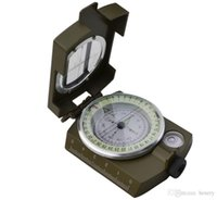 american military vehicles - American military compass a bag vehicle compass K4580 luminous Precision multifunction climbing Army Green camping compass