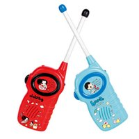 Wholesale baby Toy Walkie Talkies lovely red electric intercom good gift for kids early education