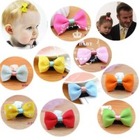baby canada - 2016 New Kids Infant Hairpins Canada with Paragraph Wool Hair Clips Childrens Hair Barrettes Kids Baby Hair Accessories Hair Things
