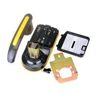 Wholesale SATCUS NEW Door Access Control FL109 Y Biometric Fingerprint Password Door Lock Yellow