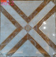 Wholesale new design good price gilded high grade Parquet Porch corridor floor home hotel tv sofa background tile floor wall tile microlite