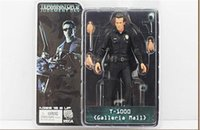 Wholesale Hot Sale New Arrival NECA The Terminator Action Figure ENDOSKELETON Figure toy Styles jy294