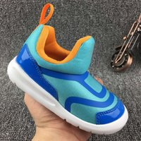 autumn brand athletic shoes - New style Boys Athletic Shoes brand Sneakers Girls casual shoes boys comfortable shoes Breathable Running Shoes for boys and girls