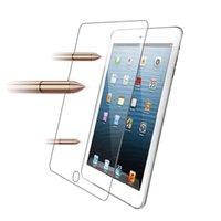 Wholesale Tempered Glass Screen Protector For Ipad pro mini air air for ipad Glass Film DHL