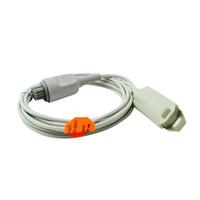 Wholesale Adult Finger Clip Spo2 Sensor Probe Round Pins Compatible Datascope S AS CS Cardiocap