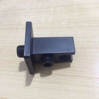 Wholesale And Retail Oil Rubbed Bronze Hand Shower Bracket Wall Mounted ABS Plastic Holder quot Thread