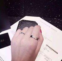 Wholesale CHAU Diamond Ring Platinum platinum beauty lovers ring simple