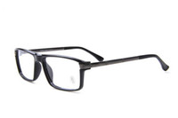 Wholesale famous brand designer screw buffalo horn glasses men women optical gold silver vintage frames eyeglasses oculos lunettes de soleil
