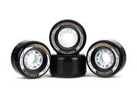 Wholesale 1 Pair TWOLIONS A x44mm PU Skates Wheels For Drift Skates Board