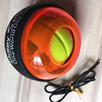 Wholesale pieces powerball gyroscope gyro ball power wrist exercise equipment hand gripper strength power energy force ball rpms