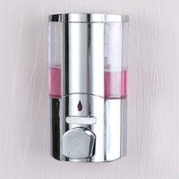 best shower walls - Best Promotion ml Boost Single Pump Clear Wall Mounted Dispenser Shower Liquid Soap Dispenser For Kitchen Bathroom