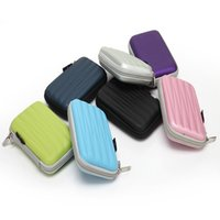 Wholesale Carrying Case For quot Hard Drive Disk HDD Cable Pen Zipper Protective Pad Bag