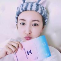 baby acne - South Korea authentic JAYJUN cherry baby newborn haun white mask whitening and moisturizing anti wrinkle face mask