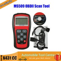 asian scan - MS509 OBDII EOBD CODE READER auto scanner coverage US Asian European Vehicles MS OBD2 code scanner MS Auto scan tool