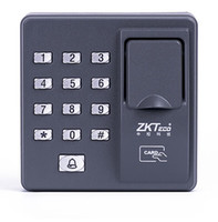 access card printing - Standalone Finger Print Keypad RFID Single Door Controller Finger RFID Card Access Control system X7 fingerprint standalone access control