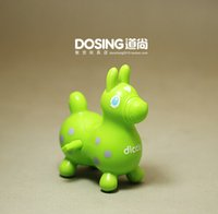 Wholesale Dicos rody jumping horse wound up cartoon animal dolls toy