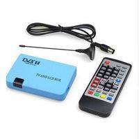 Cheap Brand New High Quality Digital TV Box LCD VGA AV Tuner DVB-T FreeView Receiver#381