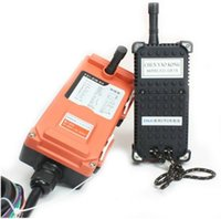 Wholesale 12V F21 E1B Wireless Remote Control F21E1B Hoist Crane Transmitter and Receiver