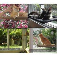 Wholesale The Original Sunny Seat Window Mounted Cat Bed cat hammock new