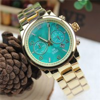 atmosphere pictures - 2016 New Pattern Fashion Atmosphere Earth Picture Clock dial Calendar Ladies Watch Fashion Luxury Quartz Wristwatch factory Free S