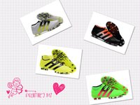 ankle pack - 2016 New Football ACE Purecontrol Soccer Cleats Men FG Ace Etch Original Ankle Football Boots Orange Performance Etch Pack Soccer Shoes