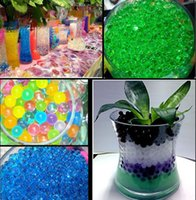 ball pinball - Crystal ball Soil Water For Plant Water Pinball Wizard Water Absorbing Beads Big Bubble Color Flowers SpongeBob Each package HY1589
