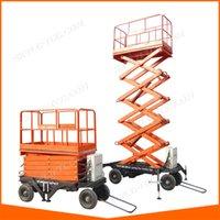 aerial working platform - Aerial Man Scissor Lift Work Platform Boom Scissorlift Sizzor