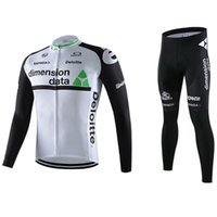 bicycle dimensions - Team Dimension Date Winter Cycling Jerseys Long Sleeve Winter Thermal Cycling Clothing Bicycle Winter Fleeced Cycling Clothes Invierno