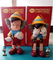 action cricket - New Arrived Pinocchio Jiminy Cricket Action Figure Toys Children Cartoon Action Figure Toys Kids Birthday Gift Toy