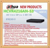 Wholesale DAHUA Video Recorder CH Tribrid P Lite U HDCVI DVR Without Logo HCVR4216AN S3