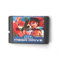 Wholesale DC MD SS SEGA Memery Cards Street Fighter II Beta Edition16 bit MD Game Card For Sega Mega Drive For Genesis