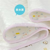best changing mat - 2015 CEO Cotton TPU Layer Urine Pad Reversible Waterproof Baby Changing Mat Breathable Best Newborn Diaper Random Color Years S M L