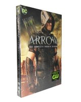 Wholesale 2016 dvds Arrow Season dics The Complete Collection th season Factory Price DVD Boxset New free DHL shipping