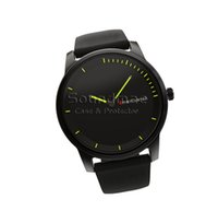 apple quartz - For Men Quartz Movement N20 Bluetooth Smart Watch IP68 Munltifuction Waterproof Watch German Dialog Chip for IOS Android retailpackage
