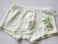 al por mayor dog underwear-Perro azul de la marca de ropa interior de algodón niños de la ropa interior de la ropa interior del bebé de sexo masculino de los niños una oferta especial