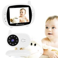 Wholesale Wireless inch LCD G Digital Wireless Baby Monitor Video Audio Color IR Camera Baby Monitor Camera H003